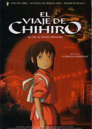 chihiro  póster